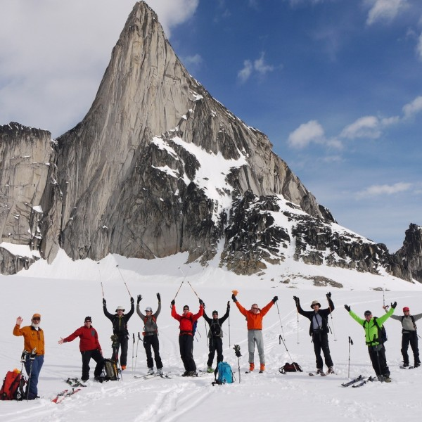 Heli Skiing Tours